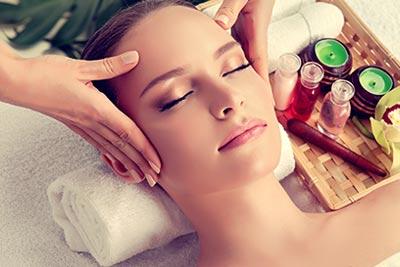Power of Touch Headache Massage