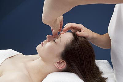 Sinus and Allergy Massage Power of Touch